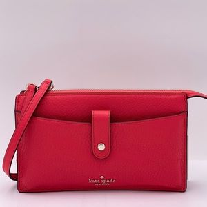 Kate Spade Jackson Small Top Phone Crossbody Bag